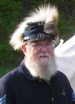 Clarence Walker, Bucktail Unit Commander