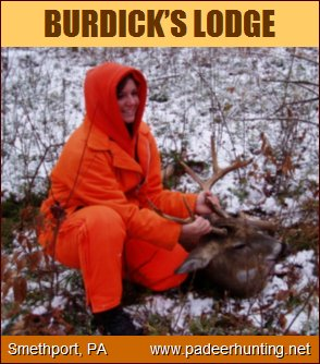 Burdick's Lodge
