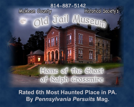 Smethport's Haunted Jail