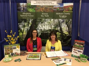 Brianna Payne and Linda Devlin - ANF Visitors Bureau