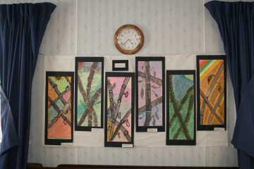 Elementary School artwork