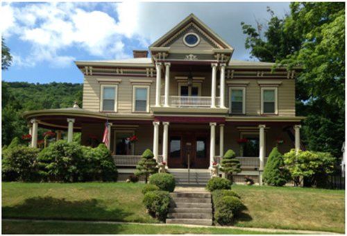 Charles Sartwell Home