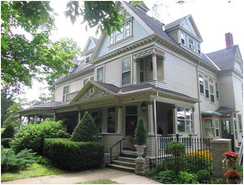 The McCandless Mansion