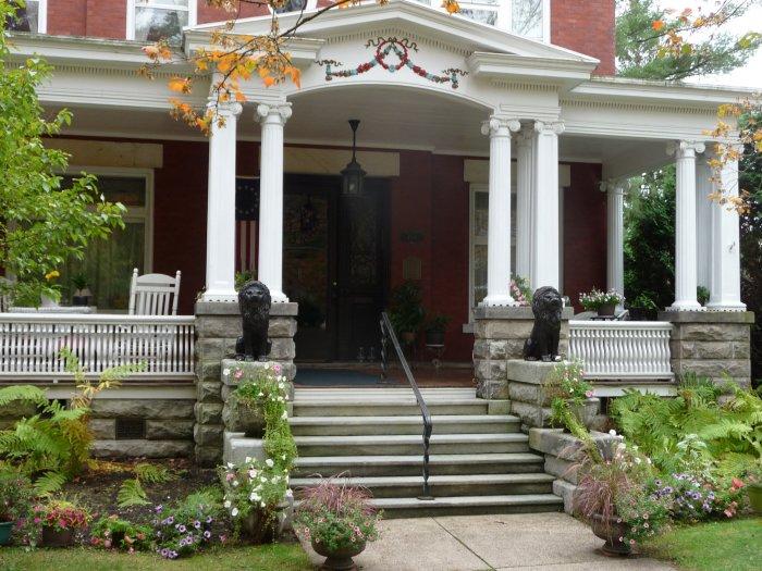 Harrisburg Garden Club Tours Smethport Mansion District
